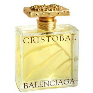Cristobal | Parfum, Parfum haute couture et Flacons de parfum