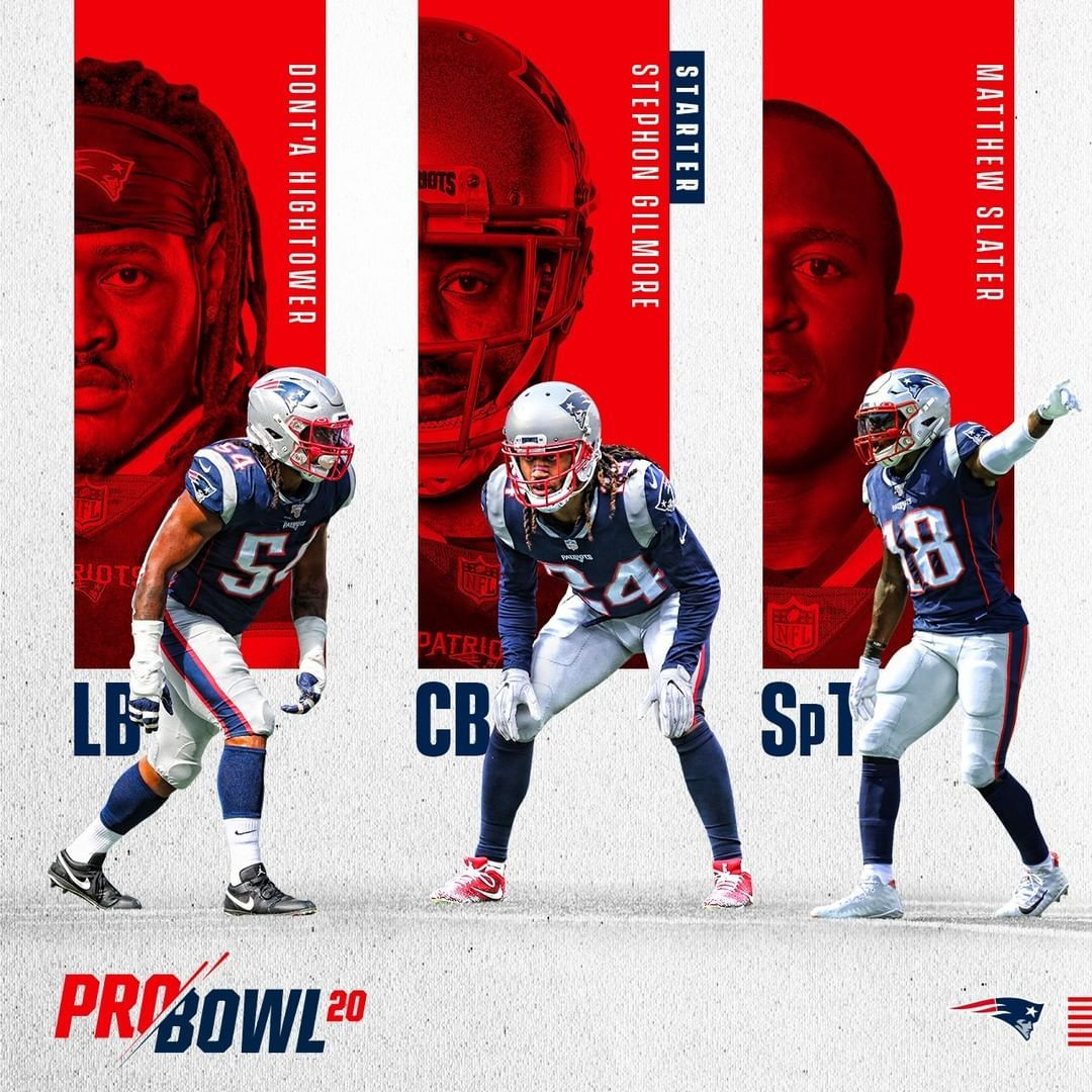 The Gilly Lock Boomtower Super Slate Congrats To Our Pro Bowlers New England Patriots Patriots Fans Patriots