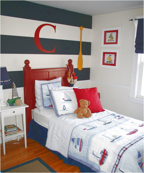 Nautical Theme For Young Boys Rooms Nautical Kids Room