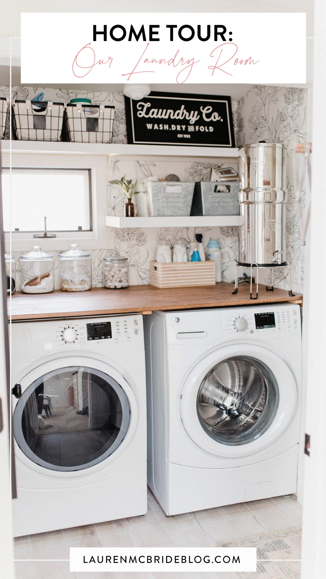 Pin On Decor Solutions Laundry Room