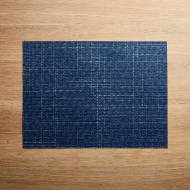 Chilewich Charm Navy Placemat Reviews Crate And Barrel Crate And Barrel Placemats Chilewich