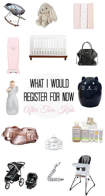 Ultimate Baby Registry Checklist - What to Register For to be ready - baby registry checklists