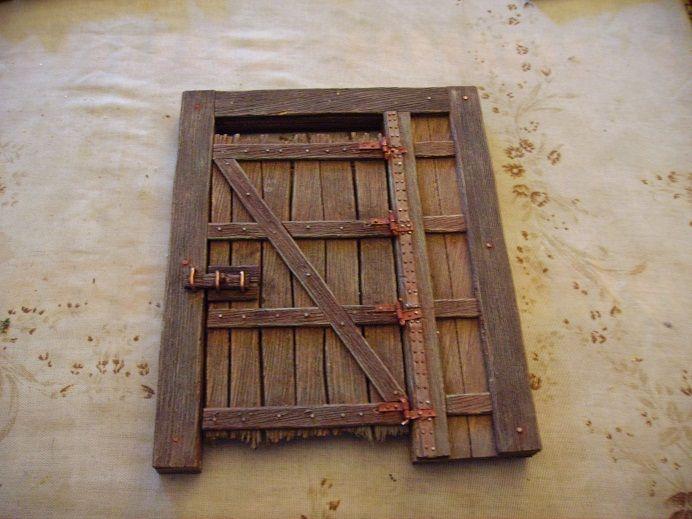 Foro de belenismo miniaturas detalles y complementos - Foros de carpinteria ...