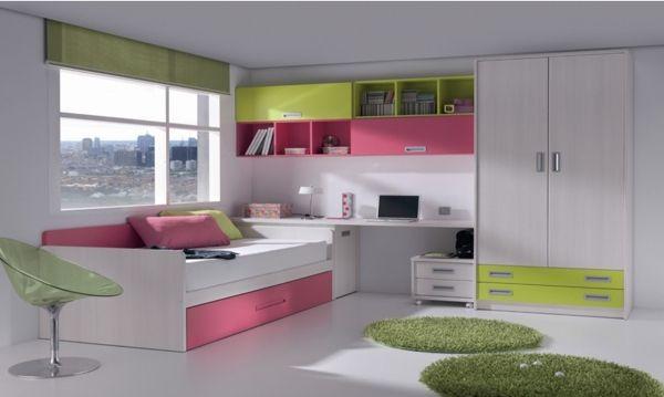40 idées pour une chambre d\'enfant peinte en couleurs vives | Le ...