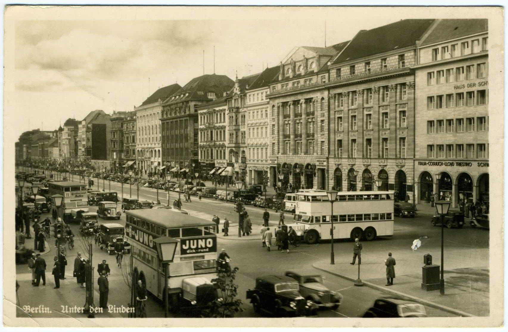 Berlin, 1939.