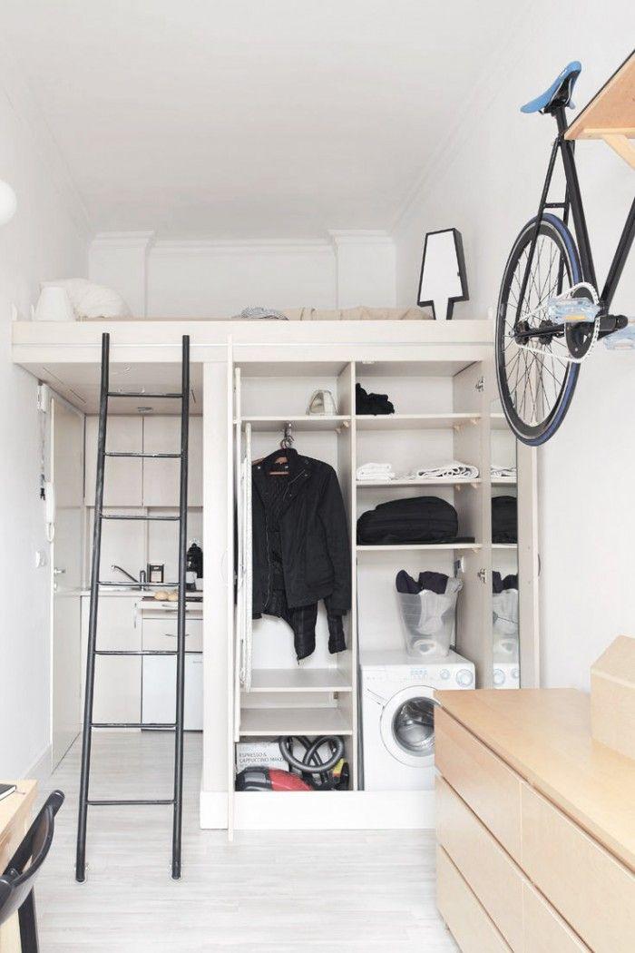 10 yteffektiva lösningar – så inreder du smartast på liten yta #compactliving