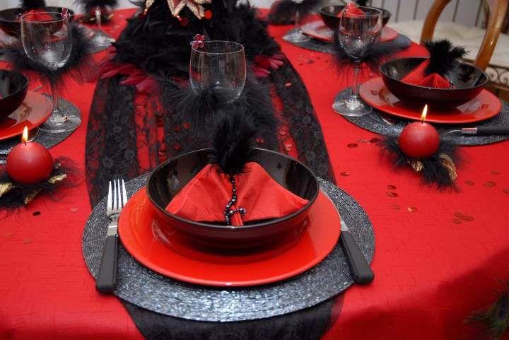 idee deco anniversaire theme ange ou demon d coration. Black Bedroom Furniture Sets. Home Design Ideas