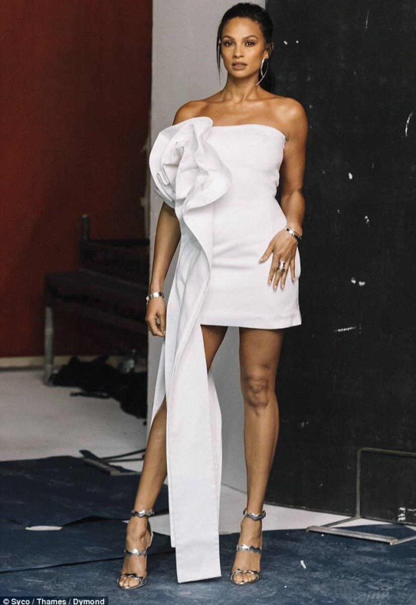 Alesha Dixon. Wedding. Bridesmaids | ::Luxe Wedding I Dos ...