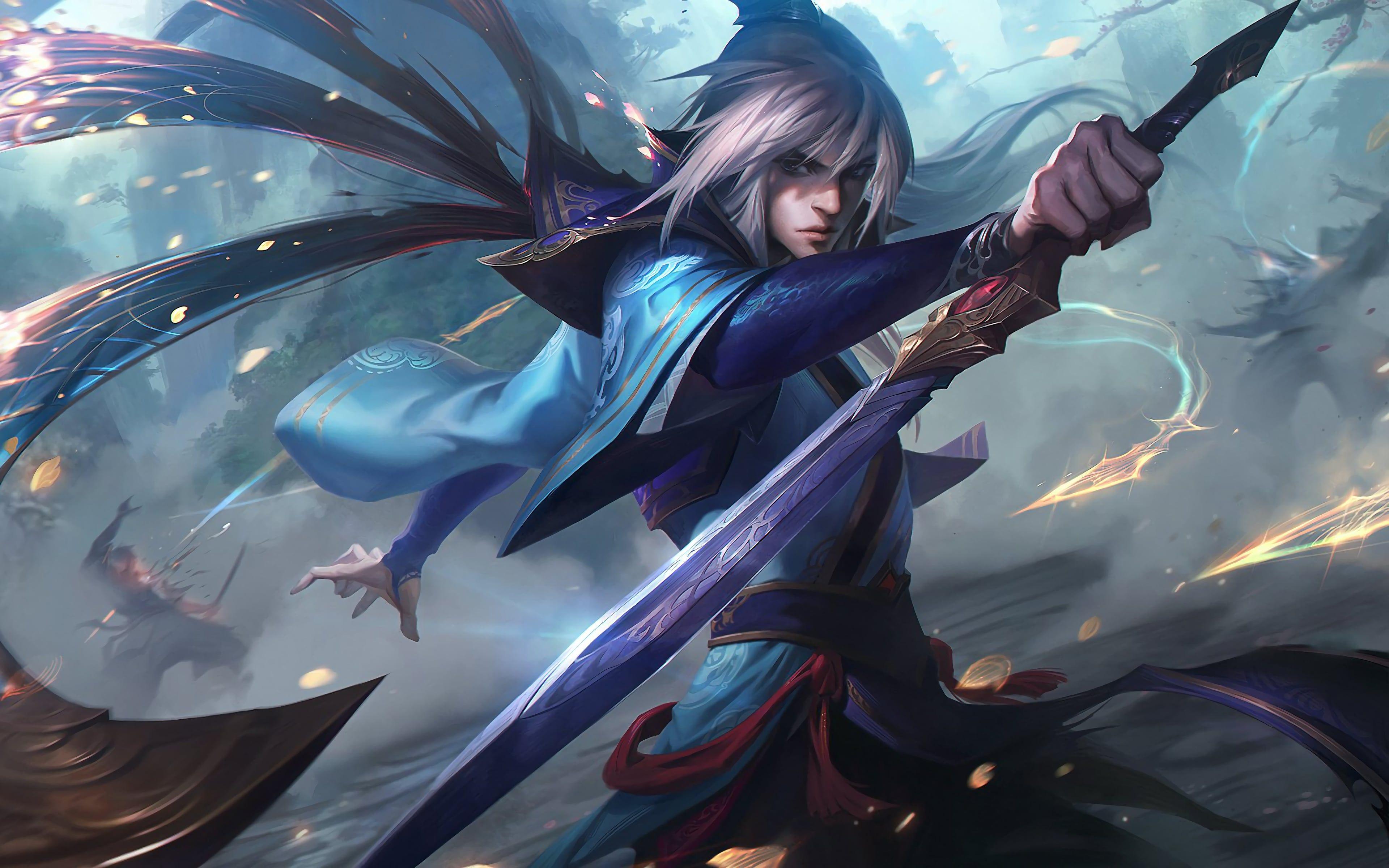 Talon 4k Moba Sword Warrior The best wallpaper