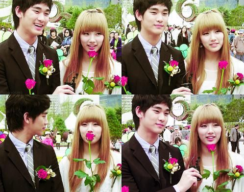 Kim soo hyun and eunjung dating simulator