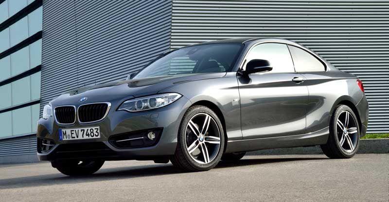 BMW 2 Serie Coupé straks ook als 228i - http://www.driving-dutchman.com/bmw-2-serie-coupe-straks-ook-als-228i/