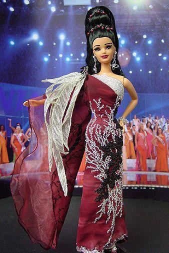 Miss Brunei 2005/2006 by Ninimomo Dolls