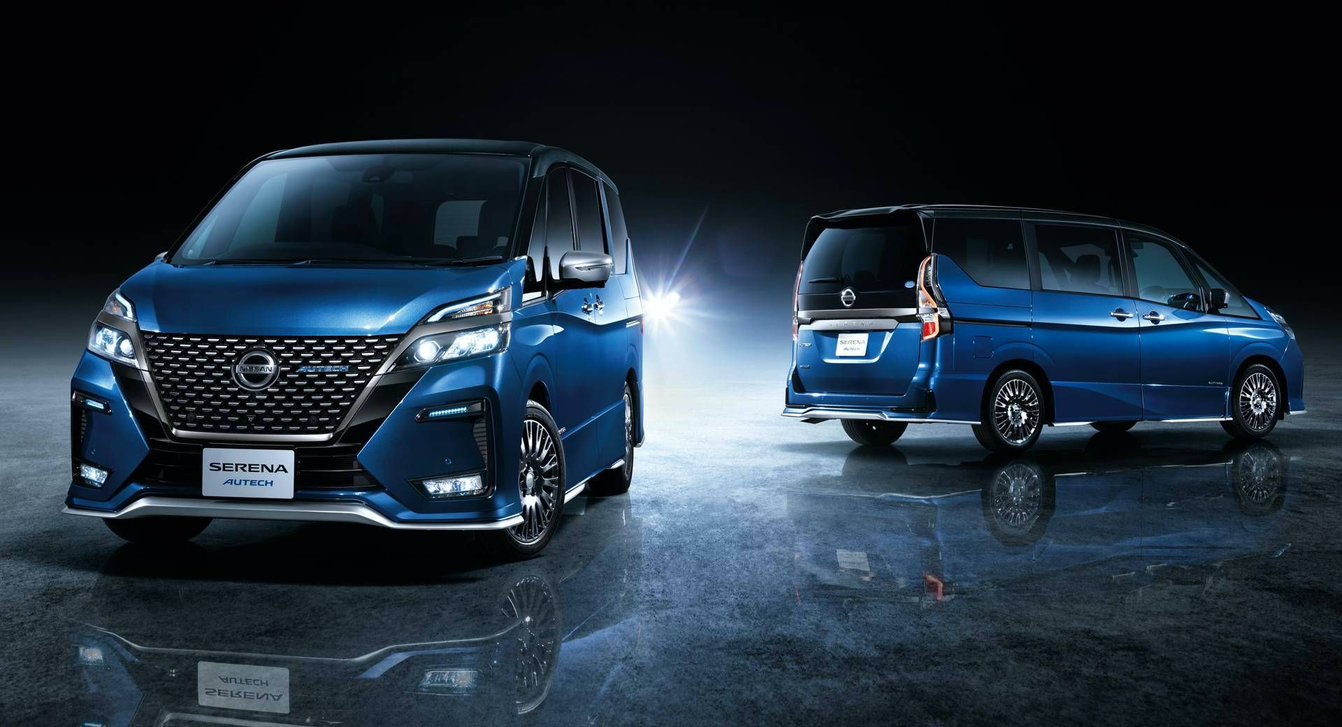 2020 Nissan Serena Given The Autech Sporty Overhaul In Japan Autech Hybrids Japan Newcars Nissan Nissanserena Prices T Nissan Mini Van Tokyo Motor Show