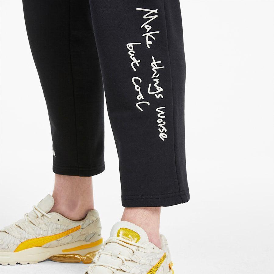 Pantalon de sweat PUMA x RANDOMEVENT pour Homme, Noir