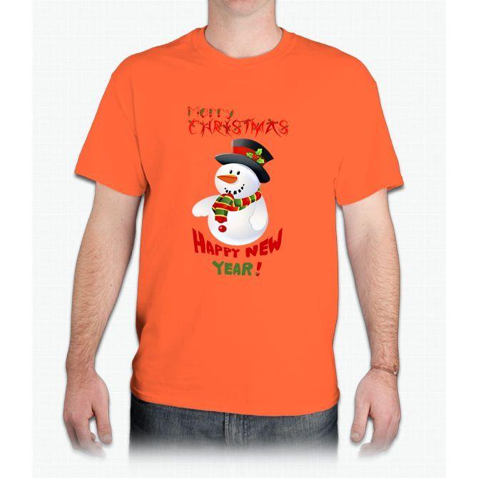 Merry Christmas - Mens T-Shirt