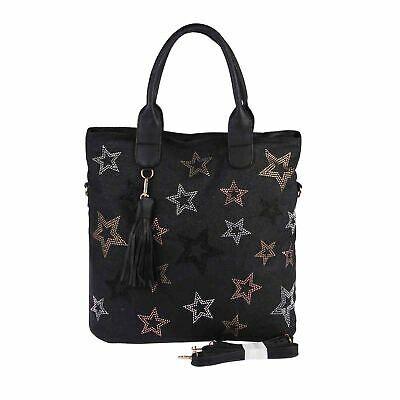 Photo of LADIES STAR BAG shoulder bag shoulder bag handbag bucket bag SHOPPER …