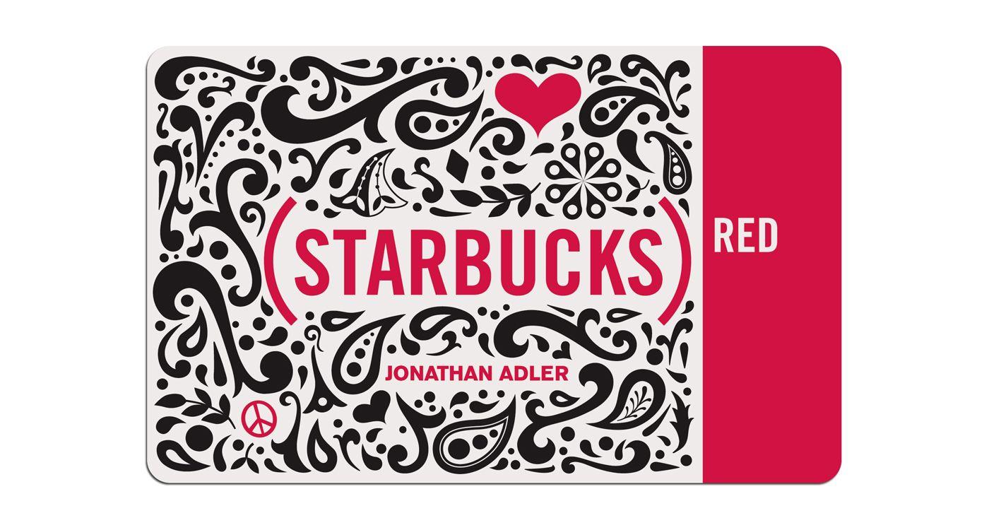 Artsy cool. Starbucks gift card. | Starbucks | Pinterest | Starbucks ...