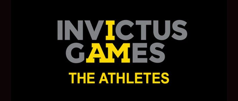 Invictus Games Canadian Athlete Cpl (ret'd) Luc Martin