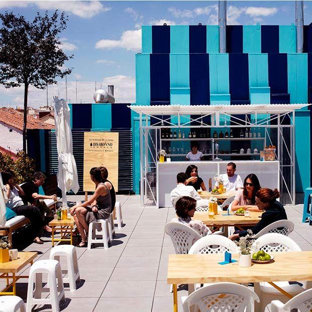 Las Mejores Terrazas De Verano De Madrid Lugares Hermosos