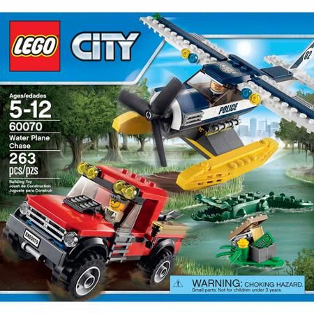 Lego City Police Water Plane Chase Only 19 97 Reg 29 97 Lego City Lego City Police Lego City Sets