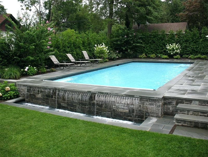 backyard above ground pool ideas above ground pool ideas for small ...