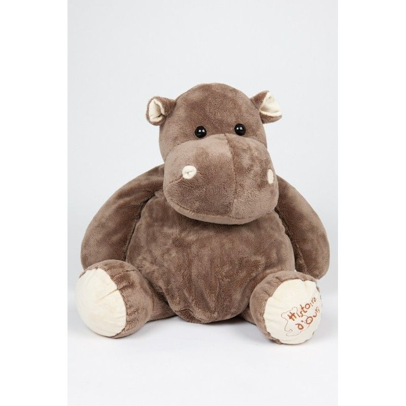 <<POPOT!!>> Hippopotame Histoire d'ours