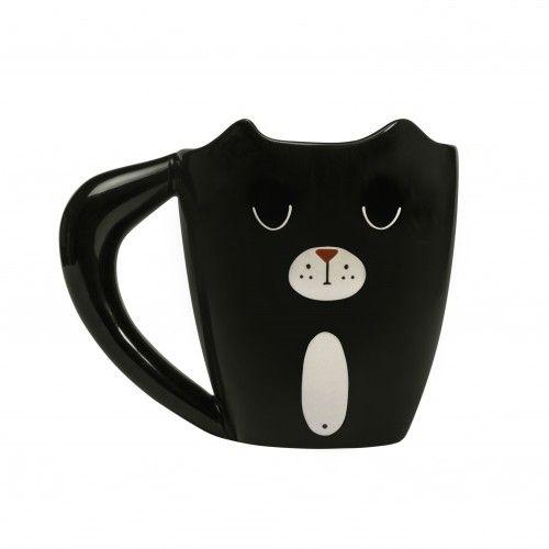 ThermoréactifCuisine Et ChatTasse Chat Mug Ceramique 6IYv7gbfy
