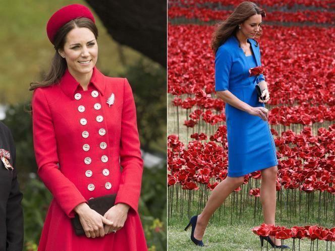 Los mejor vestidos de 2014 según Vanity Fair (© REX Features & REUTERS/Luke MacGregor )