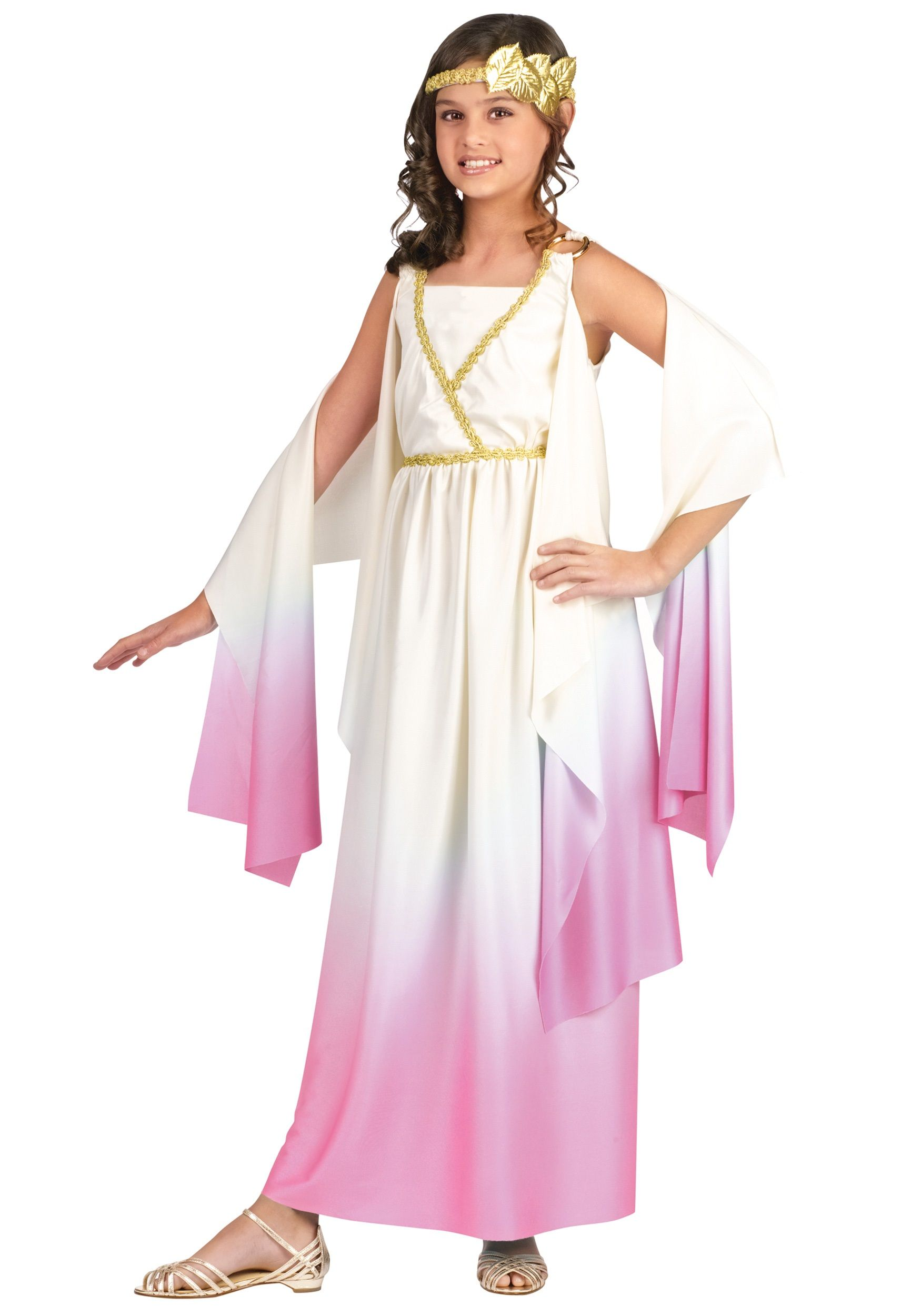 Child Athena Goddess Costume  sc 1 st  Pinterest & Child Athena Goddess Costume | Halloween Costumes | Pinterest ...