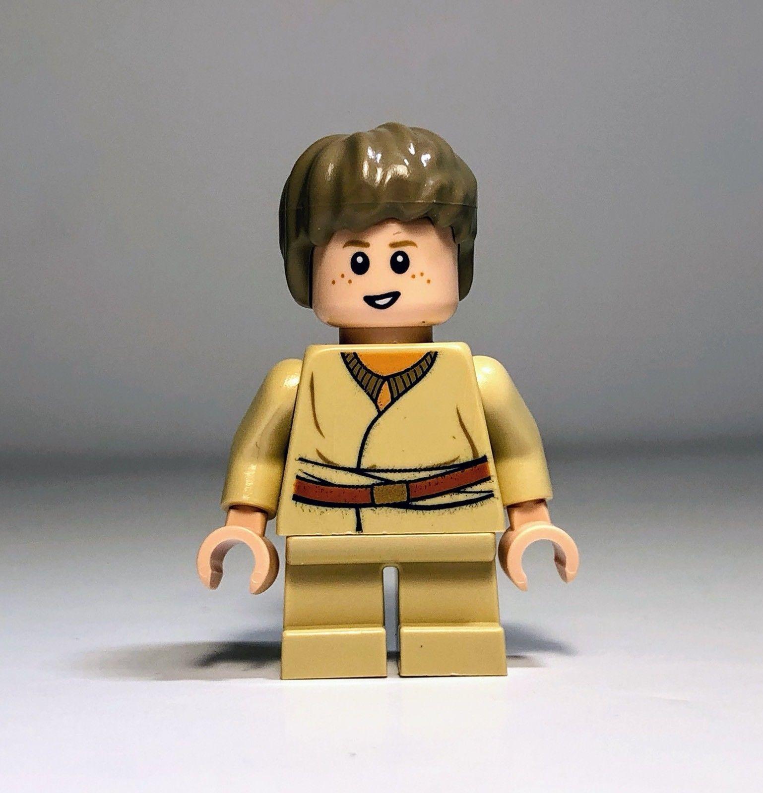 STAR WARS Galactic Heroes young ANAKIN naboo pilot