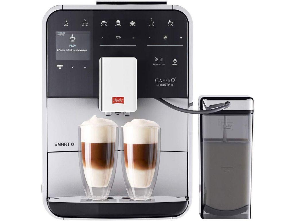 Melitta Barista Ts Smart Bean To Cup Coffee Machine In 2020 Coffee Machine Coffee Barista