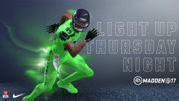 official photos 419fa eb2c7 Madden NFL 17: Color Rush Available Now! | Sports Gamers ...