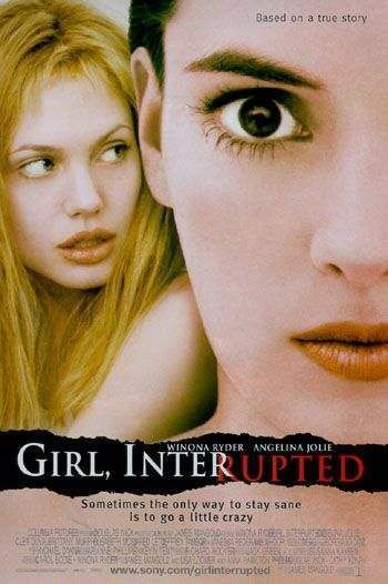 Girl, Interrupted Photo: 'Girl, Interrupted' Poster | Girl interrupted  movie, Girl interrupted, Angelina jolie movies