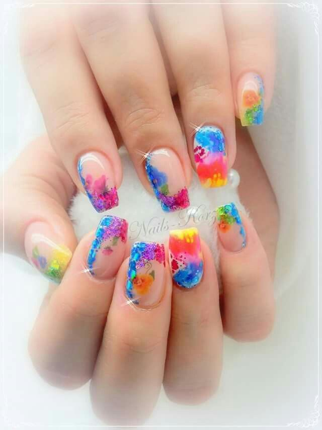 Pin by Nico Le Gschwind on Nails | Pinterest