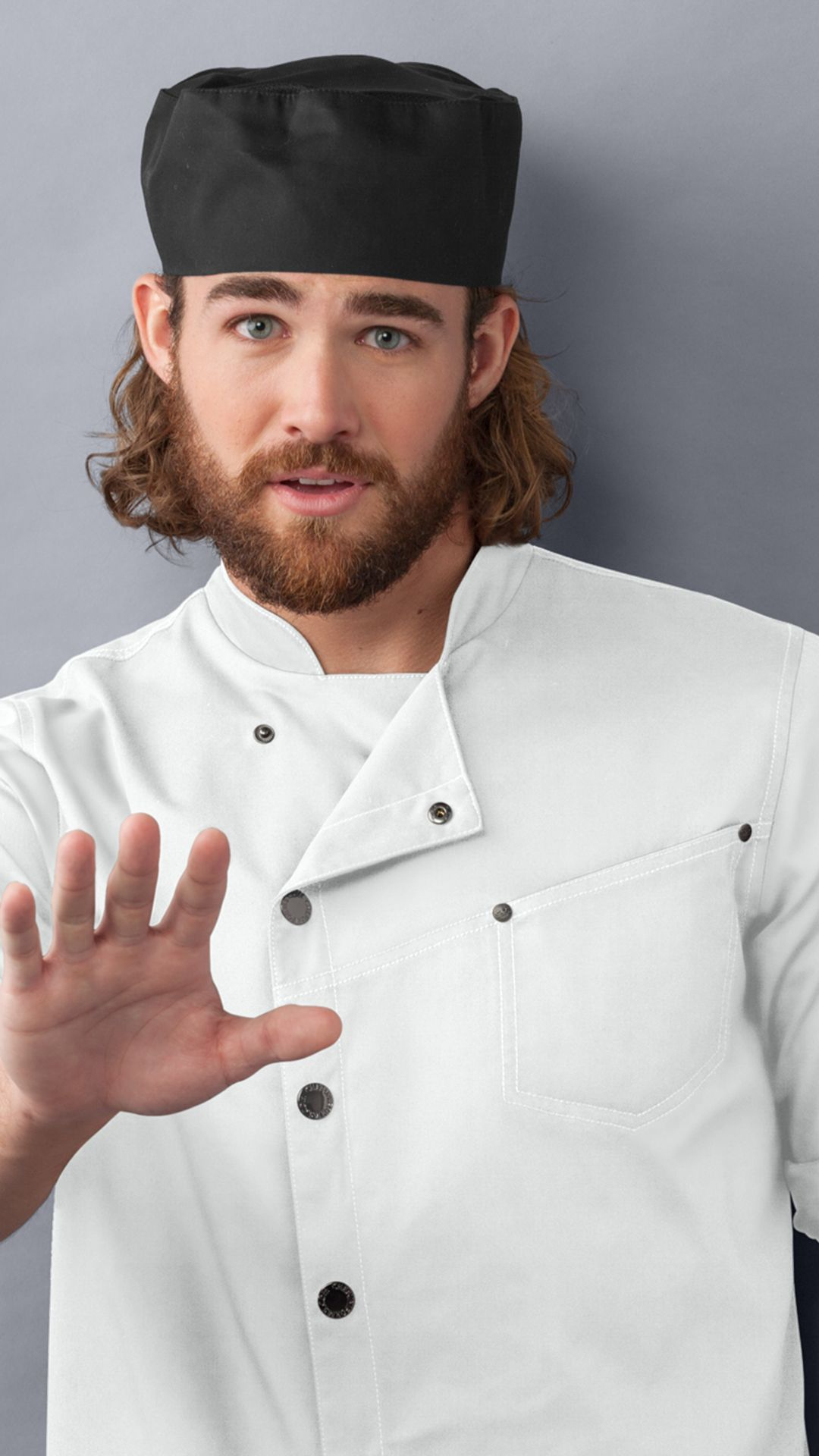 Pin by on Men's Chef Coats (With images