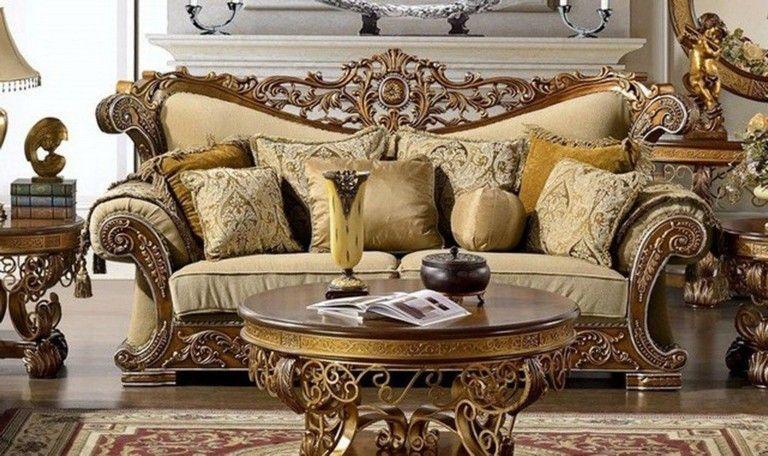 45 Fancy Victorian Sofa Ideas For Elegant Living Room Victorian