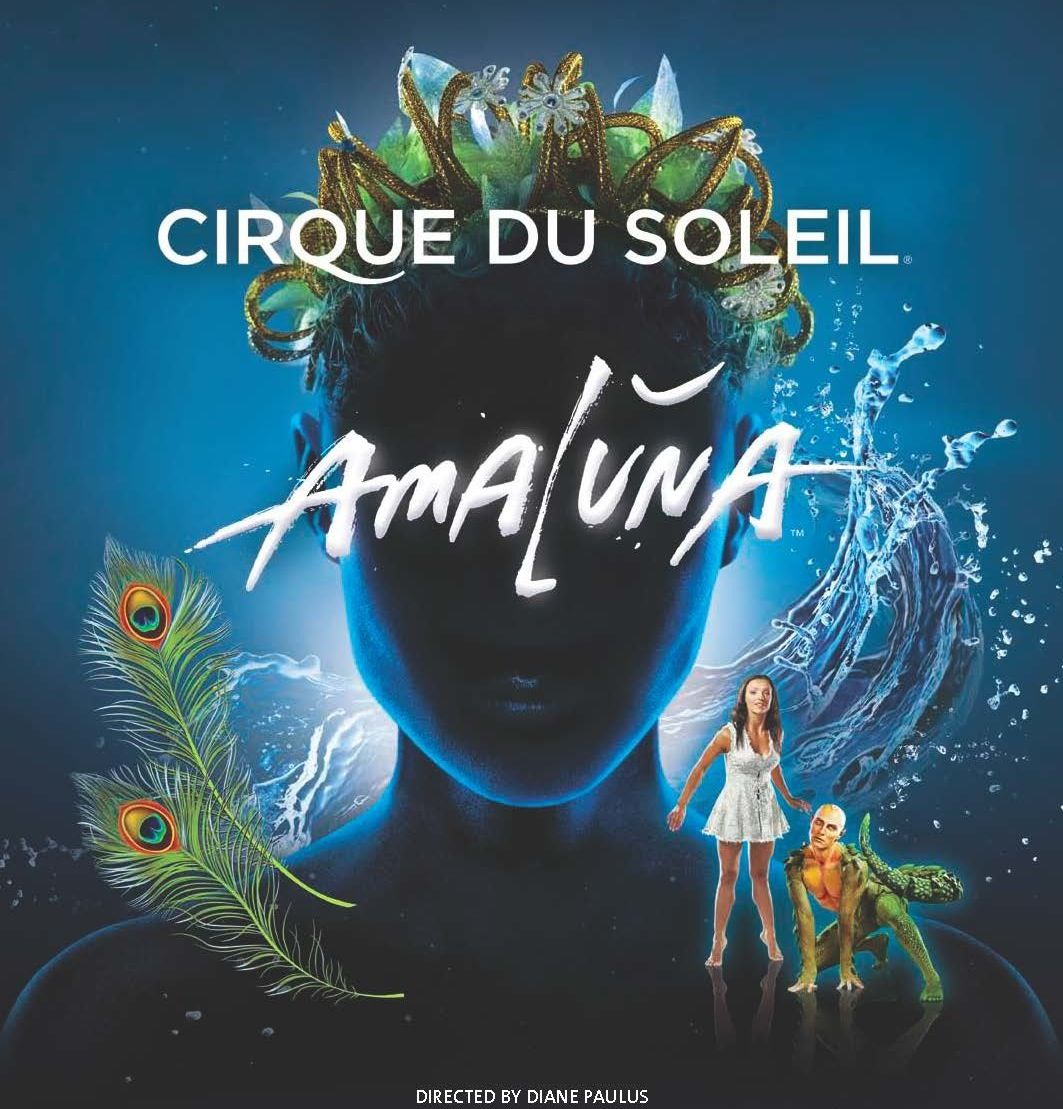 Cirque Du Soleil is coming to Calgary in April...this is a hot ticket that our kids would love!