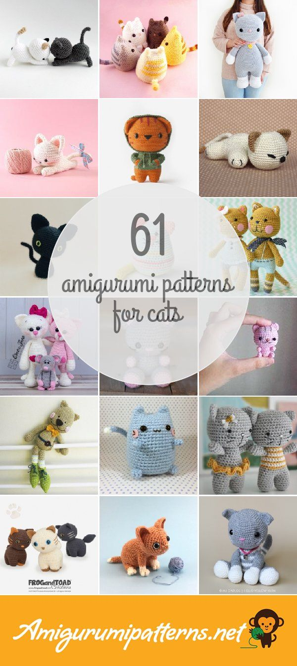 Amigurumipatterns.net has the largest collection of free and premium ...
