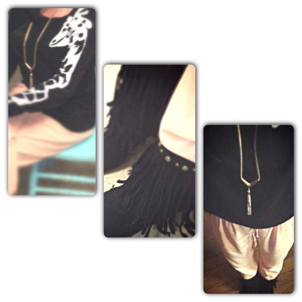 My Inner Giraffe outfit! #fashion #modest #fabulous