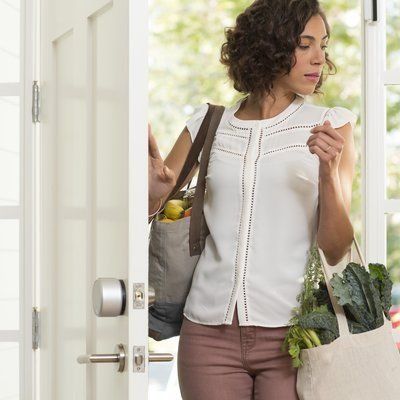 6 Best Smart Home Products For Renters August Smart Lock Smart Door Locks Best Smart Home