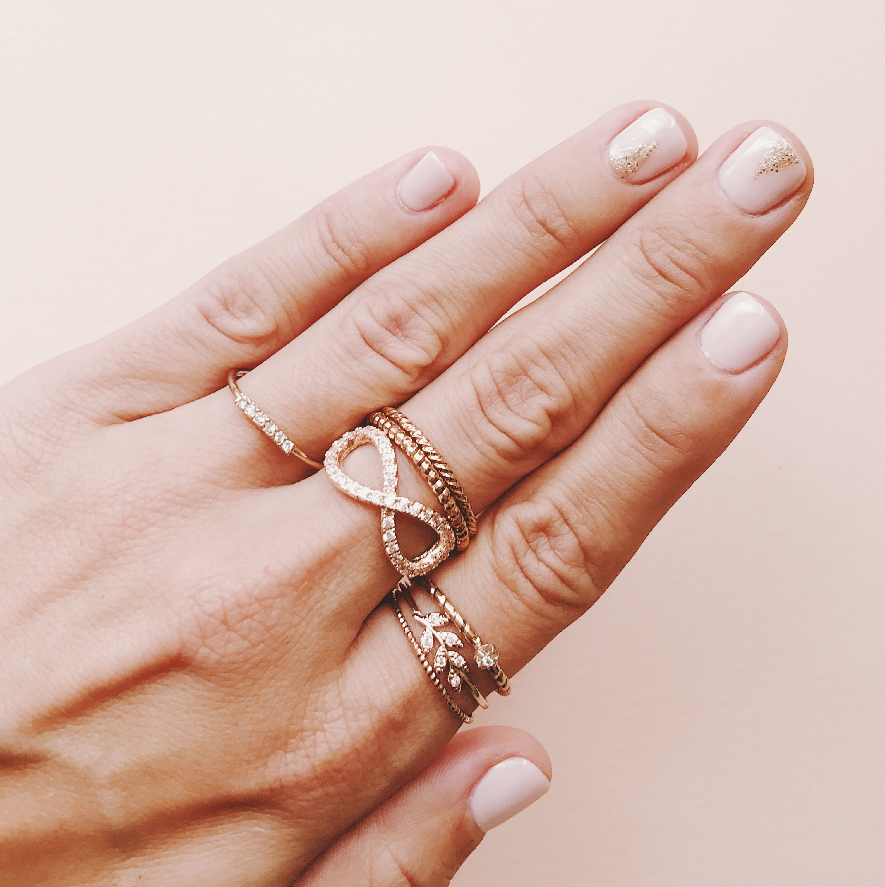 Kohls Jewelry Box Endearing Lc Lauren Conrad For Kohl's Stacking Rings  Jewels  Pinterest  Lc