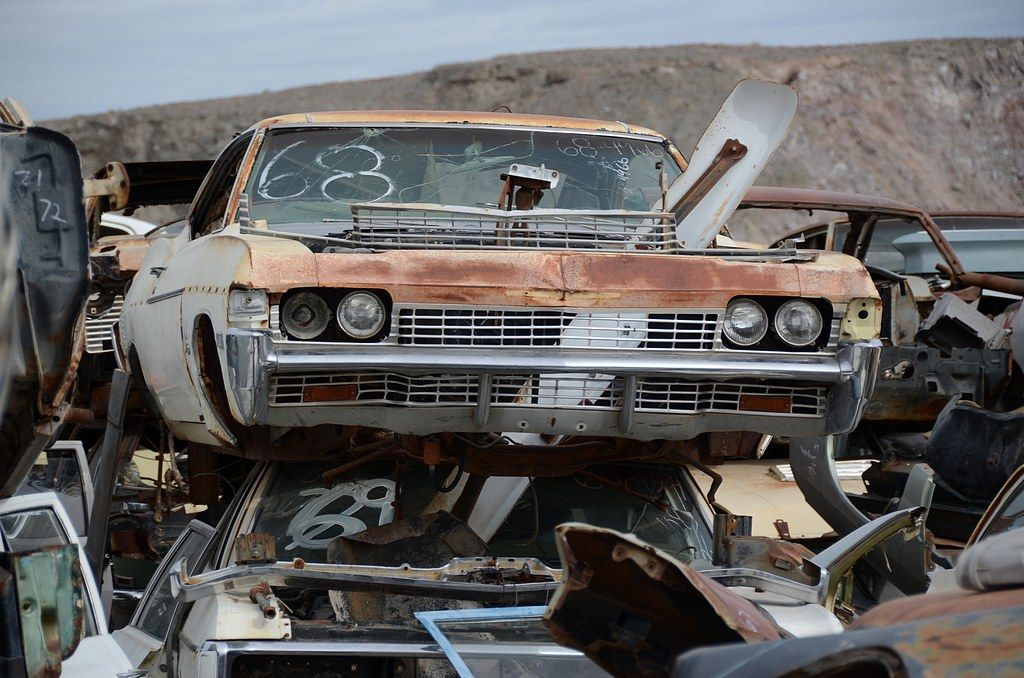 1968 Chevy | Rusted Rides | Pinterest | Abandoned, Cars and Barn finds