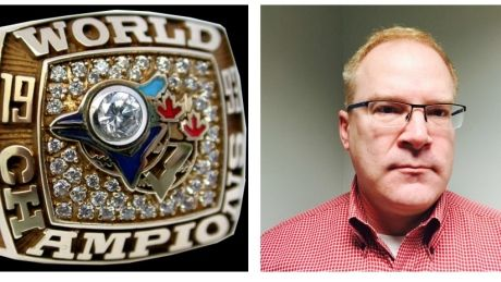 Blue Jays 1993 World Series ring pinched from Calgary home