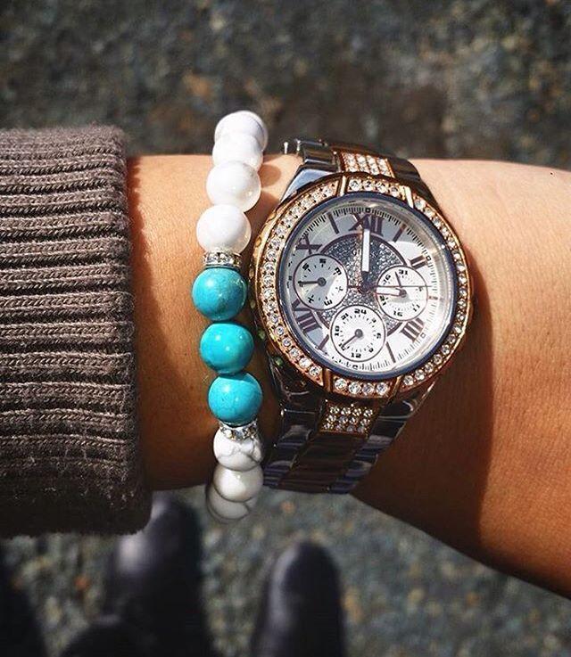 The Pure Joy Bracelet   #turquoisebracelet