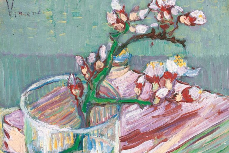 Van Gogh S Lesser Known Blooms And Blossoms With Images Van