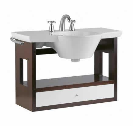 mueble colgante para lavatorio ferrum 85 - Buscar con Google