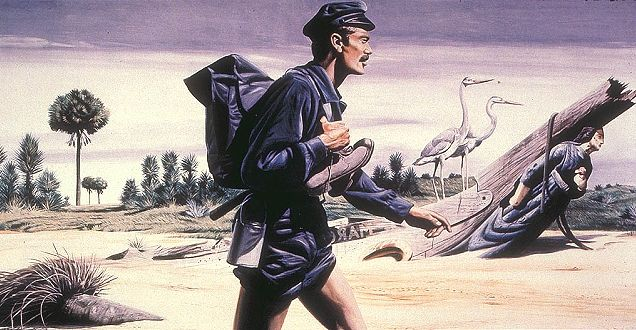The Barefoot Mailman - History - WestPalmBeach.com