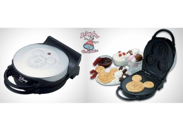 Si Hay Lomo Máquina Para Hacer Hot Cakeswaffles De Mickey