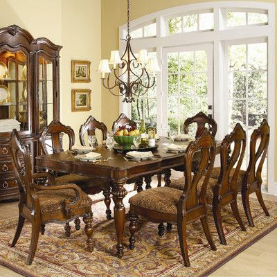 Astoria Grand Drew 9 Piece Dining Set