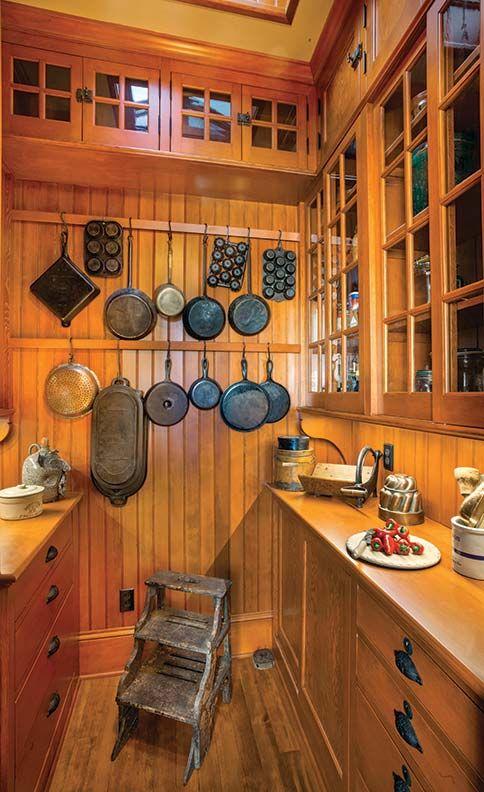 A Period Perfect Victorian Kitchen Kitchens Victorian